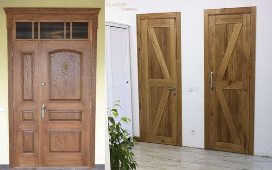 Doors from Wood | Entrance | Interior