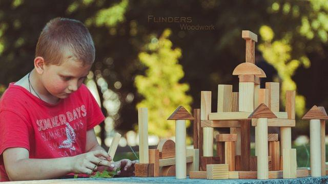 Games For Kids | Wood Constructor | Educational Games | Natural Jewelry