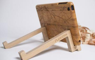 Protective Case for Apple | Wooden Case for iPad Mini