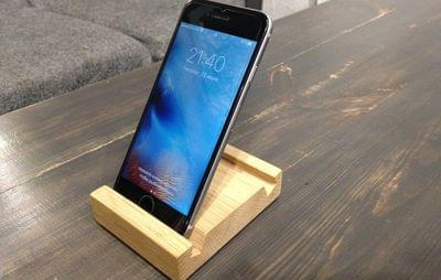 Stand for iPhone 6/7/8/X <Docky> Stands for Apple. Accessories for Apple