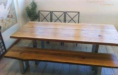Kitchen Table / Wooden Table / Design Loft