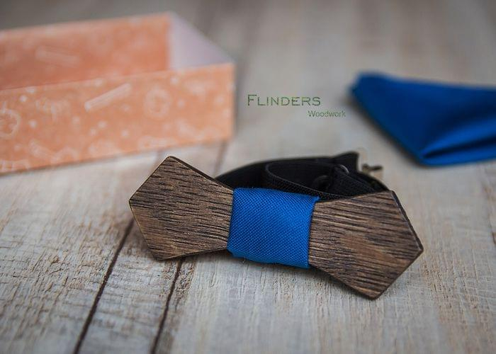 Bow-Tie for Children | Wooden Bow Ties <STAR>  | Stylish Baby