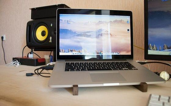 Stand for MacBook Pro / Air <iTransformer> Super Laptop Stands